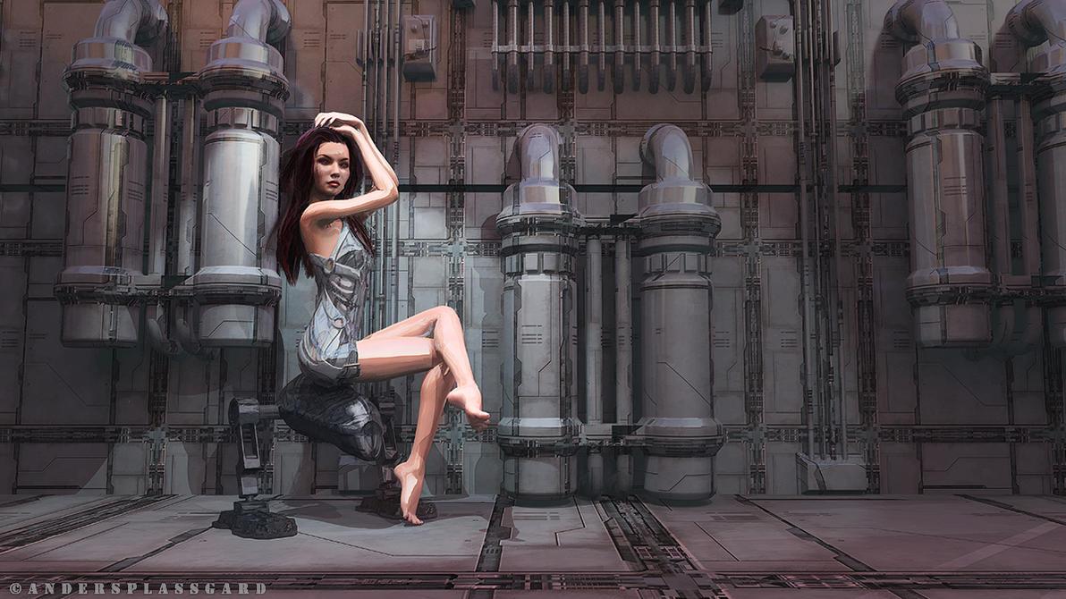 Queen VS Machine 2015 by Plassgard