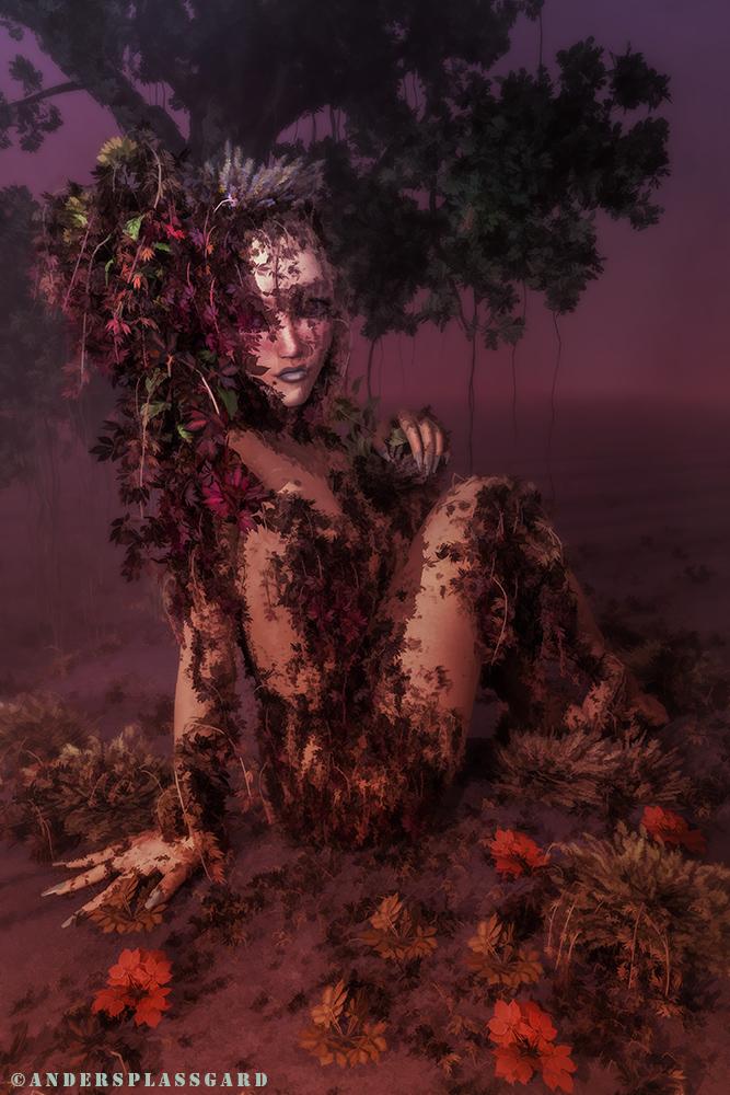 FLOWER PRINCESS by Plassgard