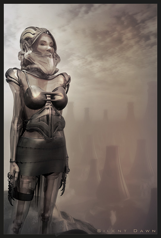 Silent Dawn by Plassgard