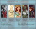 Saska Ithiur Commission ID (OPEN)