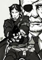 Metal Gear by Prydonian-Poet