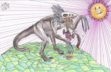 Neuro hatred by Weird-eye