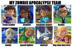 Monster Buster Club - Team Apocalypse