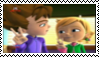 Danny and Cathy Stamp by mollymolata