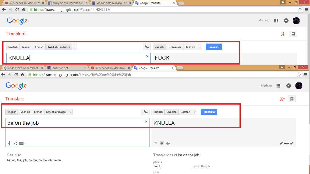 Google Translator Fail by mollymolata on DeviantArt
