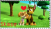 ChasexSkye Stamp - PAW Patrol by mollymolata