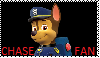 Chase Fan Stamp - PAW Patrol by mollymolata