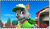 Rocky Fan Stamp - PAW Patrol by mollymolata