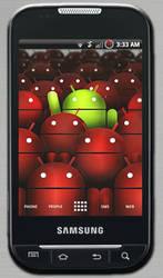 Samsung Galaxy Basix HXM by henrymaxm
