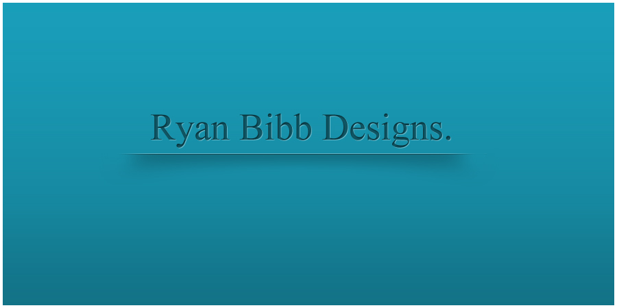 ryanbdesigns's Profile Picture