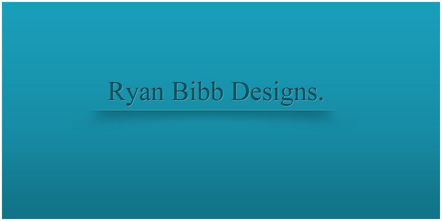 ryanbdesigns's Profile Picture