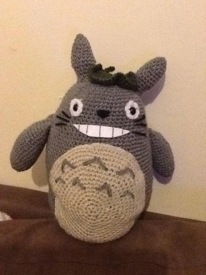 Amigurumi Totoro Ohje : Amigurumi totoro by Ulla-Andy on DeviantArt