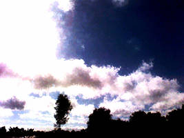 Clouds Two by Tyora