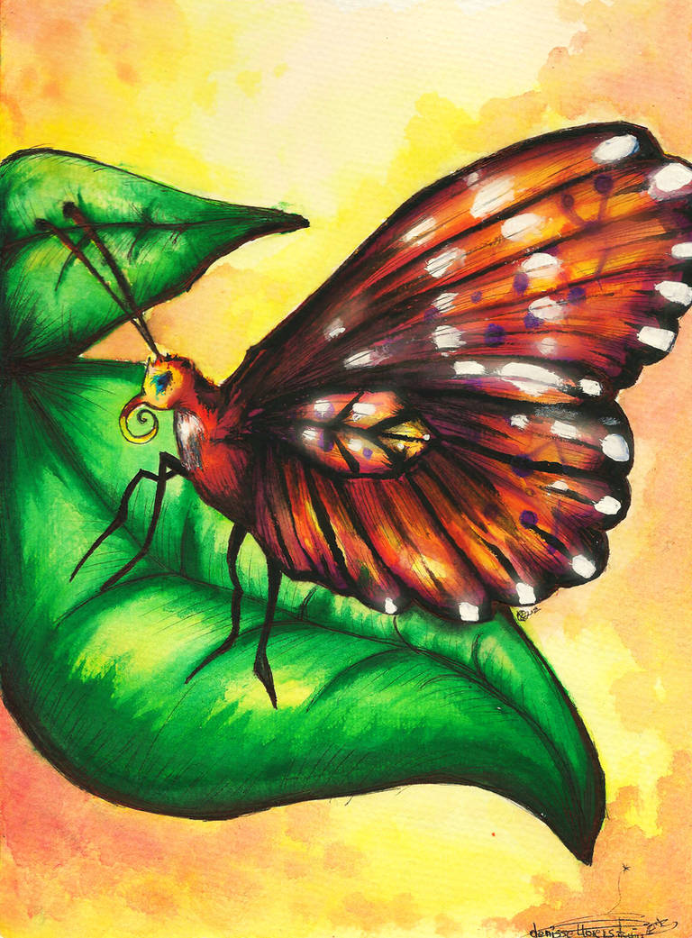 Butterfly by Tyora