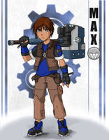 Max Full Design by Max-Nohiro