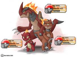 Pokemon Tyruption Starter