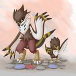 Harpy Pokemon