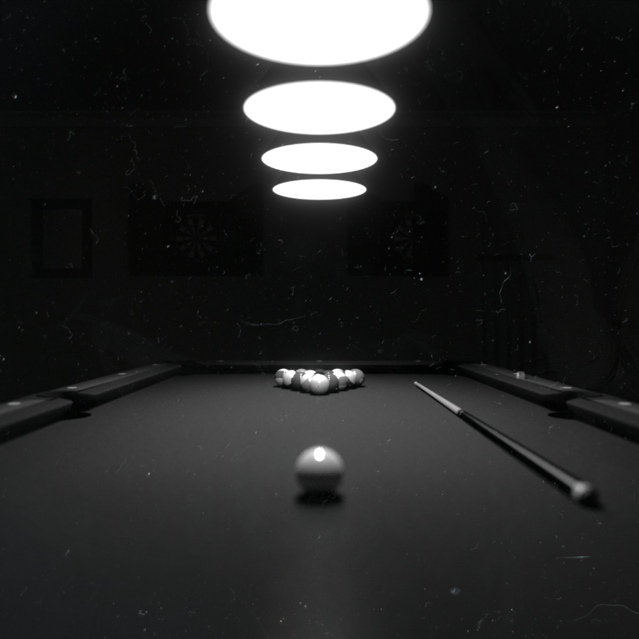 Pool Table By MrHeinzelnisse On DeviantArt