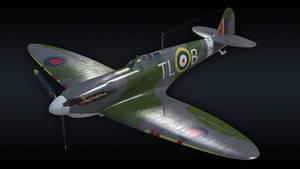 Spitfire Mark 1
