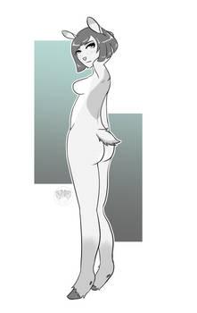 Manga Sketch | CDogOne 3/4
