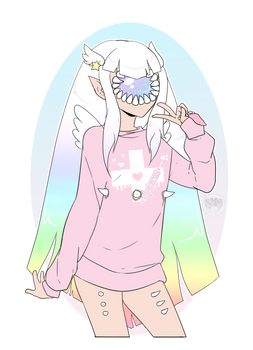 YCH | Sweater - Peace