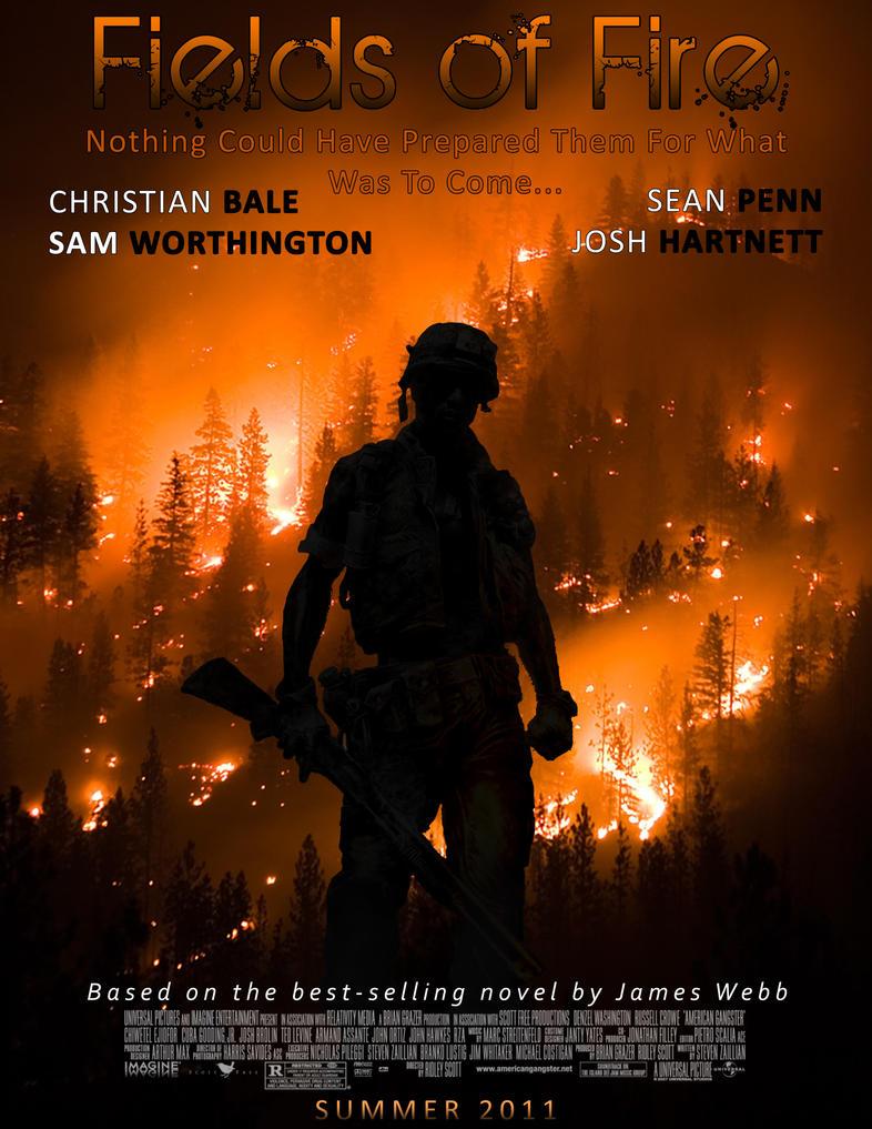 fields of fire movie poster 1 by joelio13 on deviantart