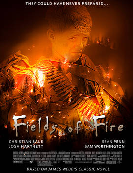 Fields of Fire Movie Poster 2