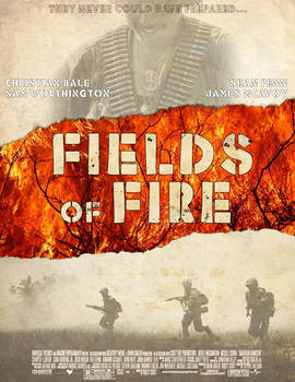 Fields of Fire Movie Poster 3