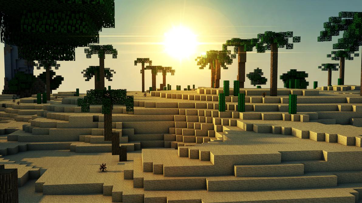 Beautiful Wallpaper Minecraft Beach - minecraft_wallpaper__beach_by_rangercenter-d606xxb  Trends_489688.png
