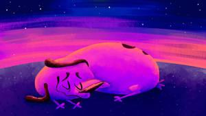 Sleepy Courage