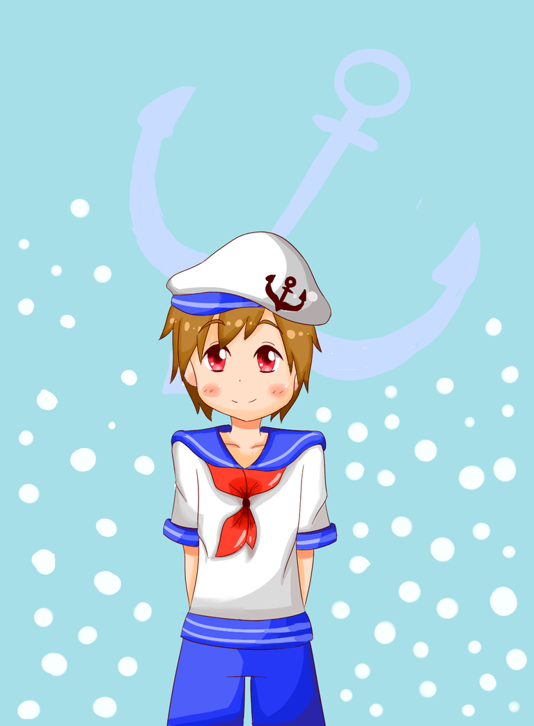 takato sailor boy by yumethenekomata