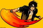 Kyo Kusanagi King of Fighters