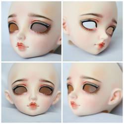 Minifee Rin by PlagueBearerBJD