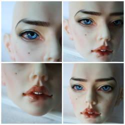 Face up Supia Giyom by PlagueBearerBJD