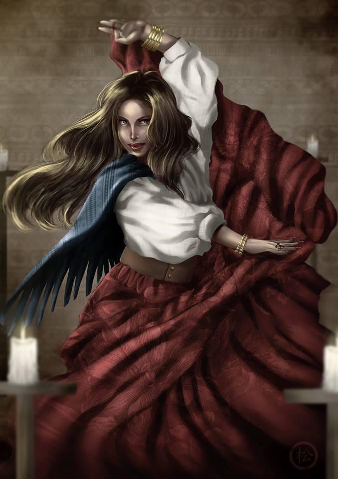 Sister Gyspsy by MatsuH