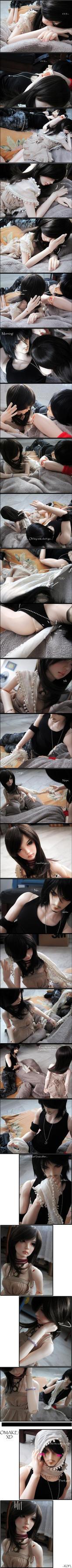 Oi my scarf! by Na7s