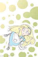 Alice Falling by alice-time