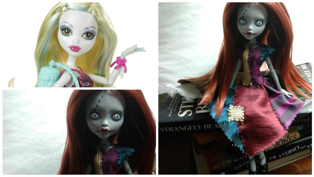 Sally Doll by alice-time