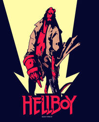 HELLBOY III by schoolboyproject