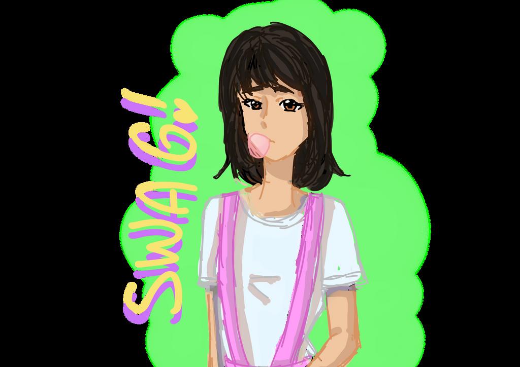 Swag! by CeceliaDSi