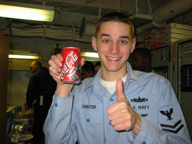 Friend in Navy by jusayange