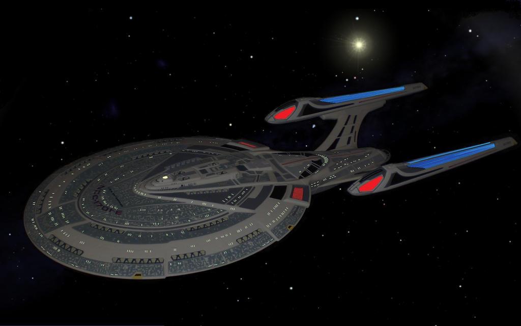 Star Trek Christmas Lights