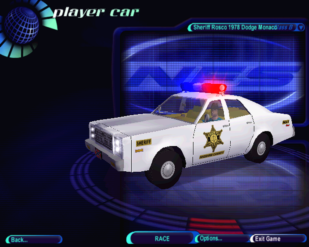 Sheriff Rosco's 78 Monaco