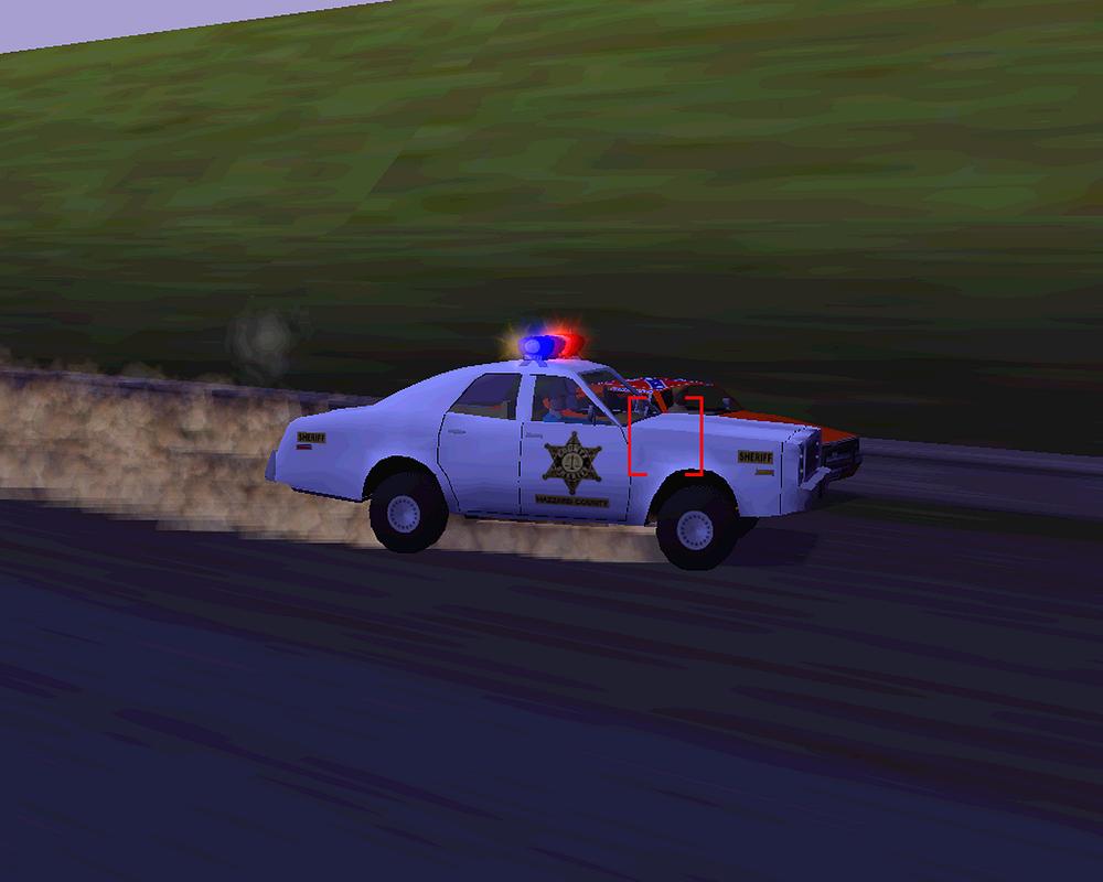 Sheriff Rosco's 78 Fury