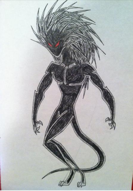 Safe Haven's Ghost Rider- Blackheart (Demon form) by DevilWolf9 on ...