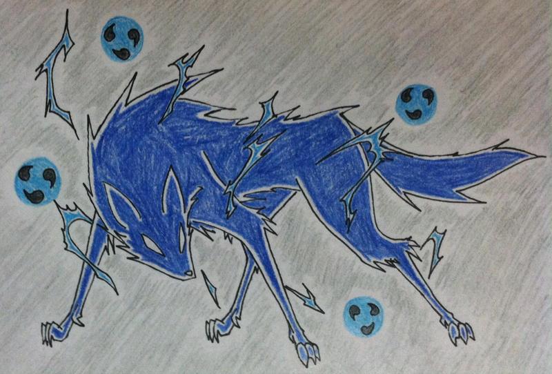 Raiju By Devilwolf9 On Deviantart #raiju #raiju the kaiju #tendo choi #pacific rim #kaiju. raiju by devilwolf9 on deviantart