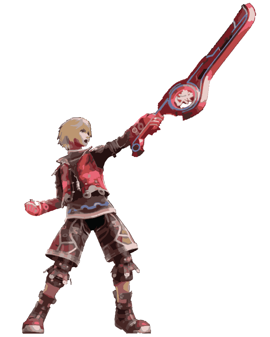 Image Gallery Smash 4 Shulk