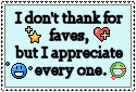 I don't thank for faves... by OritPetra