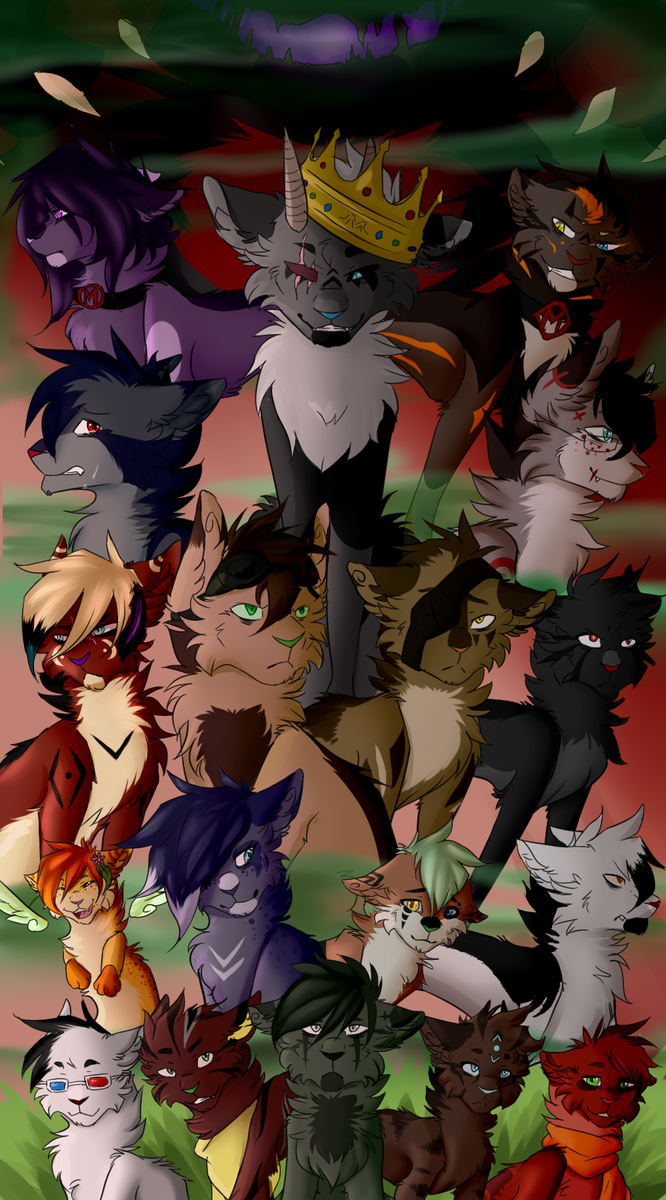 Farewell Poster by Niight-Of-No-Stars