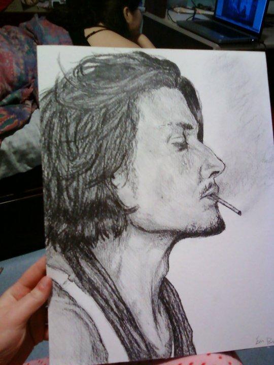 Johnny Depp by SilverEyes-chan